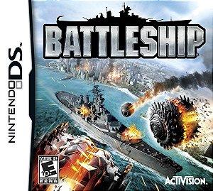 Jogo Novo Lacrado Da Activision Battleship Para Nintendo Ds