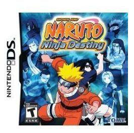 Jogo Para Nintendo Ds Naruto Ninja Destiny Original Lacrado