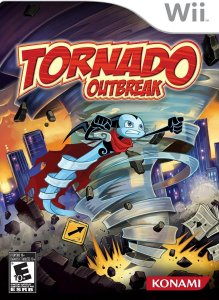 Jogo Tornado Outbreak Para Nintendo Wii Lacrado E Original