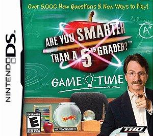 Jogo Novo Lacrado Game Time Para Nintendo Ds