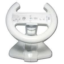 Box Original Lacrado Volante Racing Wheel Para Nintendo Wii