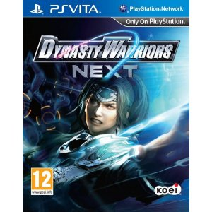Jogo Novo Lacrado Dynasty Warriors Next Para Ps Vita