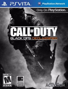 Jogo Novo Call Of Duty Black Ops Desclassifield Ps Vita