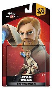 Novo Lacrado Disney Infinity 3.0 Boneco Obi-wan Kenobi