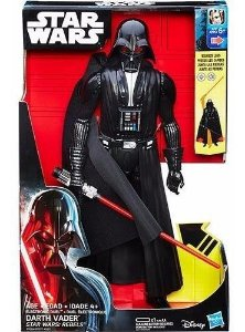 Boneco Novo Star Wars Darth Vader Original Hasbro B7284