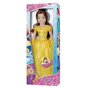Boneca Bela 78cm Disney Sonhos De Princesas Baby Brink
