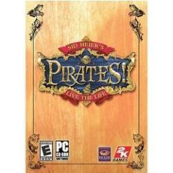 Jogo Lacrado Sid Meiers Pirates Live The Life Computador Pc