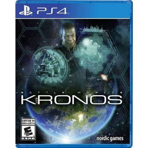 Jogo Midia Fisica Battle Worlds Kronos Original Para Ps4