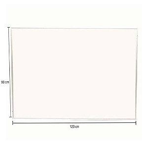 Quadro Em Branco Escolar 90x123 Cm Xalingo 61087