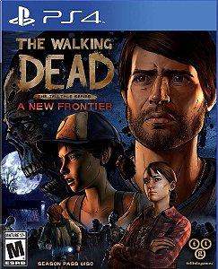 Jogo Mídia Física The Walking Dead A New Frontier Ps4
