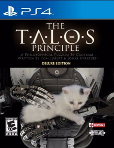 Jogo Novo Lacrado The Talos Principle Deluxe Edition Ps4