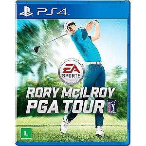 Jogo Novo Lacrado Rory Mcilroy Pga Tour Playstation 4 Ps4