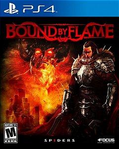 Jogo Midia Fisica Lacrado Bound By Flame Playstation Ps4