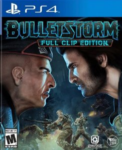 Jogo Mídia Física Bulletstorm Full Clip Edition Pra Ps4