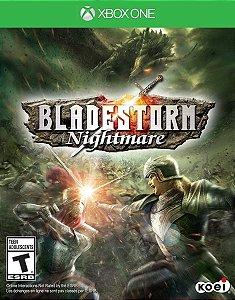 Jogo Novo Lacrado Bladestorm Nightmare Para Xbox One