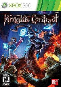Jogo Novo Lacrado Knights Contract Para Xbox 360