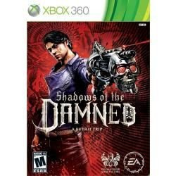Jogo Shadows Of The Damned Uma Viagem Do Suda51 Pra Xbox 360