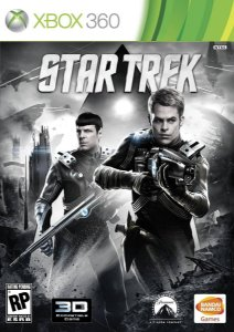 Jogo Novo Lacrado Star Trek The Video Game Pra Xbox 360