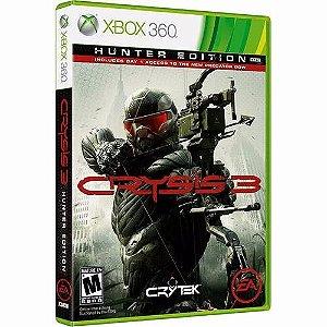 Jogo Mídia Física Crysis 3 Hunter Edition Para Xbox 360
