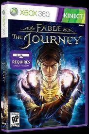 Jogo Fable The Journey Original E Lacrado De Kinect Xbox 360