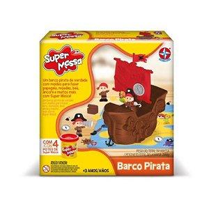 Nova Massinha Da Estrela Super Massa Barco Pirata