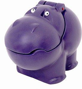 Novo Brinquedo Para Playground Baú Hipopótamo Roxo Xalingo