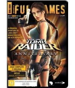 Jogo Full Games Tomb Raider: Anniversary Pra Pc