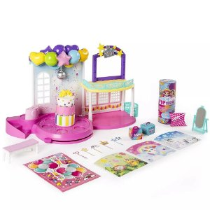 Brinquedo Poppers Poptastic Party Playset Serie 1 1843