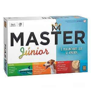Jogo de Tabuleiro e Perguntas Master Junior da Grow 03748
