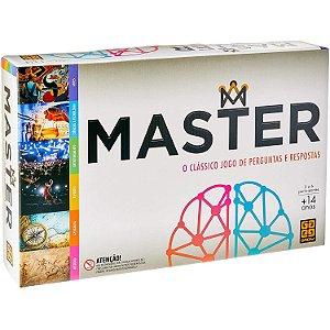 Jogo de Tabuleiro Master Perguntas e Respostas da Grow 03572