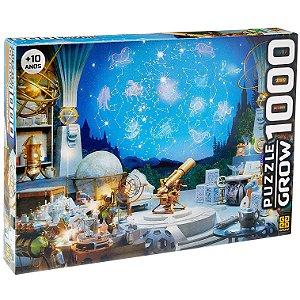 Quebra Cabeça Puzzle Constelaçoes com 1000 Peças Grow 03743