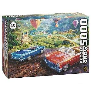 Quebra Cabeça Puzzle Vale dos Sonhos 5000 Peças Grow 03740
