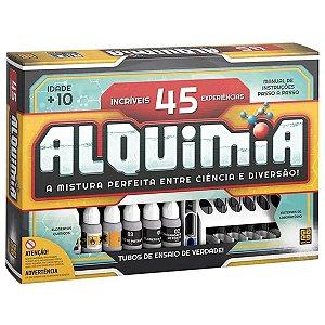 Brinquedo Jogo de Mesa e Experiencias Alquimia 45 Grow 03721