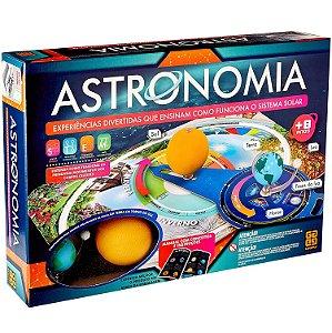 Brinquedo Educativo Stem Astronomia Corpo Humano Grow 03584