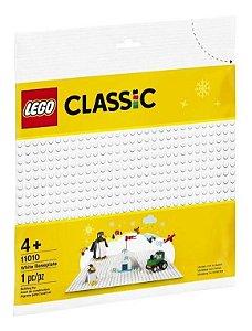Lego Classic 11010 Base De Construção Branca Neve Ar Placa