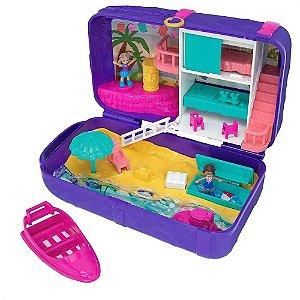 Boneca Polly Pocket Aventura Lugares Escondidos Mattel Fry39