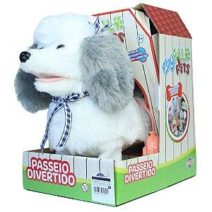 Brinquedo Cachorrinho Passeio Divertido Sortido Toyng 37212