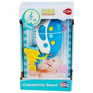 Brinquedo Pura Diversao Chaveirinho Smart +12m Sortido 20072