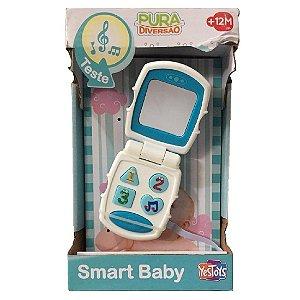 Brinquedo Pura Diversao Smart Baby Sortido da YesToys 20073