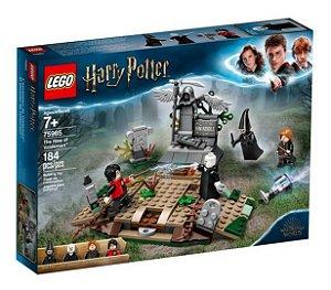 Novo Lego Harry Potter O Ressurgimento De Voldemort 75965