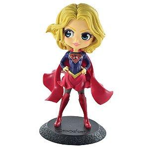 Figura DC Comics Q Posket SuperGirl Bandai Banpresto 29325