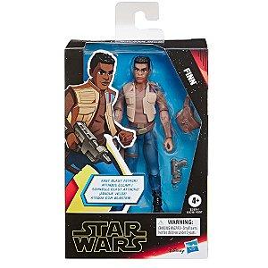 Figura Star Wars Galaxy Of Adventure Mini Finn Hasbro E3016