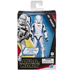 Figura Star Wars Galaxy Of Adventure Mini Jet Trooper E3016