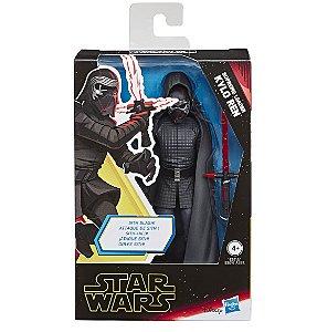 Figura Star Wars Galaxy Of Adventure Mini The Kylo Ren E3016