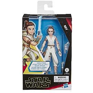 Figura Star Wars Galaxy Of Adventure Mini Rey Hasbro E3016
