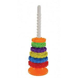Brinquedo Infantil Estimula Criatividade Giro Mágico Dismat