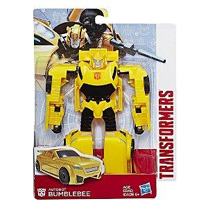 Figura Transformers Project Storm Bumblebee da Hasbro E0694