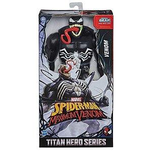 Figura Marvel Spider Man Maximum Venom Series Hasbro E8684