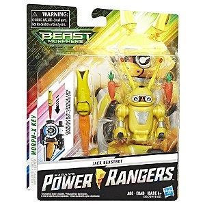 Boneco Power Rangers Beast Morphers Robo Jack Beastbot E5915