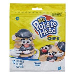 Boneco Mr Potato Head Chips Montavel Surpresa Hasbro E7341
